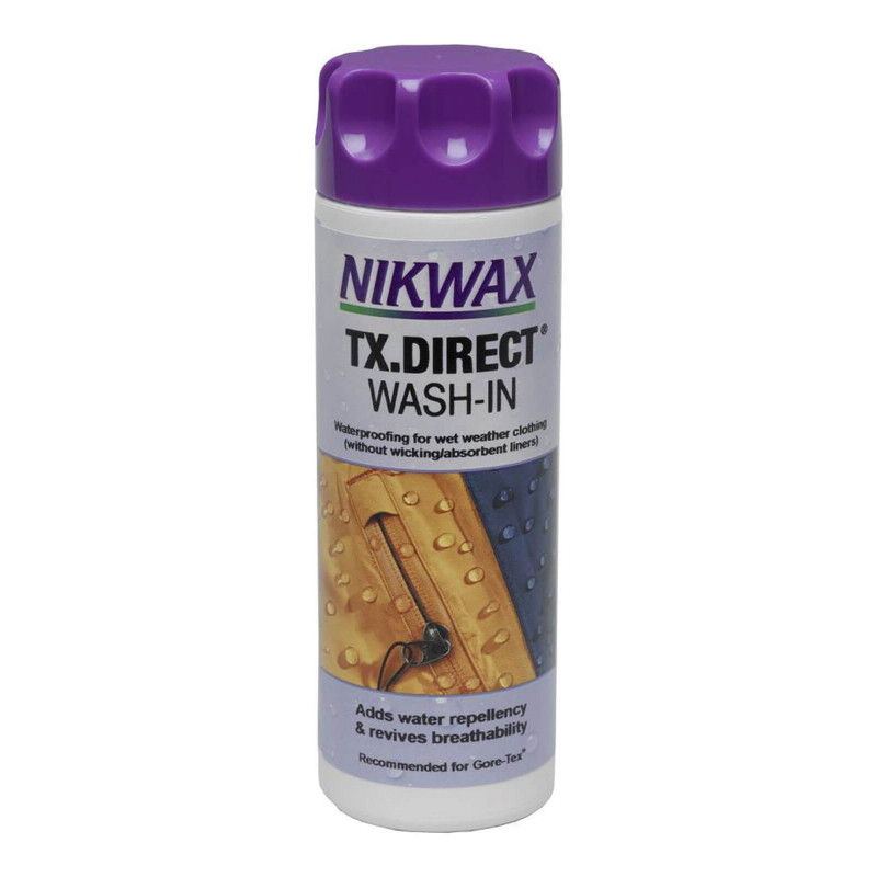 Impermeabilizante Nikwax especial para ropa impermeable y transpirable - 300 ml