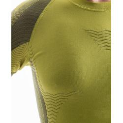 Camiseta de trail con compresión 3D-Flex