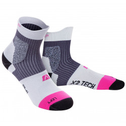 Chaussettes double peau anti-ampoules outdoor X2-MID