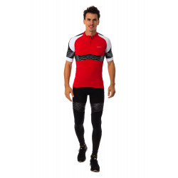Camiseta de trail top performance 3D-Flex