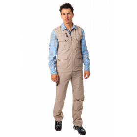 Gilet stretch multipoches AYERS ROCK