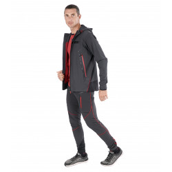 Chaqueta Softshell ultraligera y transpirable