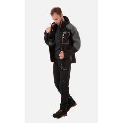 Pantalón cálido e impermeable de invierno con refuerzos de Kevlar