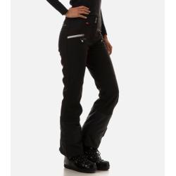 Pantalón ajustado de esquí cálido e impermeable