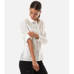 Camisa manga larga de tela antimosquitos