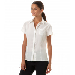 Camisa manga corta de tela antimosquitos